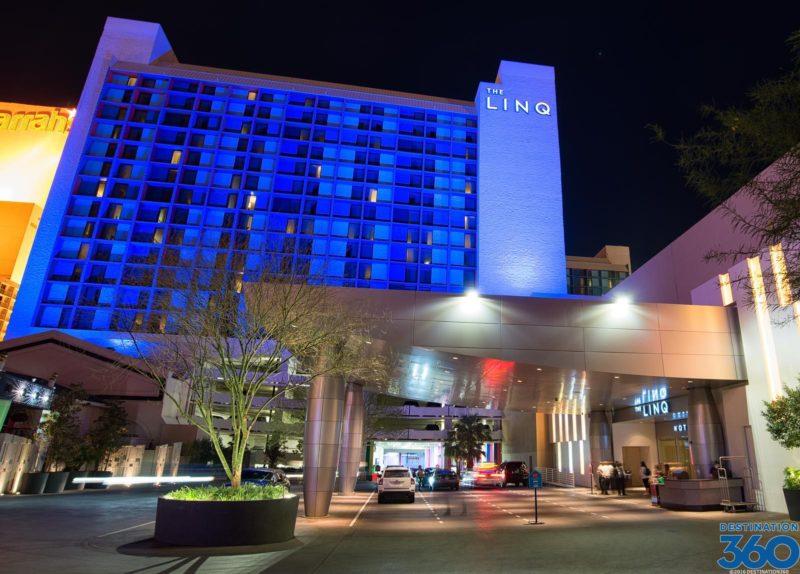 LINQ Hotel+Experience Las Vegas